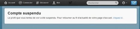 Le compte Twitter des preneurs d'otages de Denis Allex suspendu | Libertés Numériques | Scoop.it