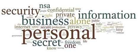 Hillary Clinton Privacy Security and Discretion | The Cloud Is Huge | identity | Scoop.it
