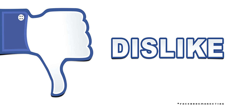 """Much Awaited Facebook """"DISLIKE"""" Button Might Soon Be Reality 