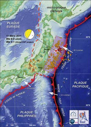 Académie des sciences : Le mégaséisme du 11 mars était prévisible | {sciences²} Libération | Japon : séisme, tsunami & conséquences | Scoop.it