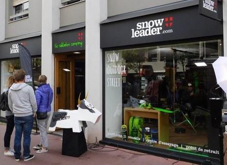 Des ouvertures de boutiques en projet | Made In Retail : Commerce digital des réseaux de la mode | Scoop.it