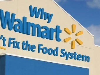 How Walmart Turned Its Weak Urban Image Into a Public Interest Campaign Against Food Deserts | Vertical Farm - Food Factory | Scoop.it