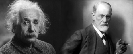Why War: Einstein and Freud's Little-Known Correspondence on Violence, Peace, and Human Nature   Philosophy history and psychology   Scoop.it