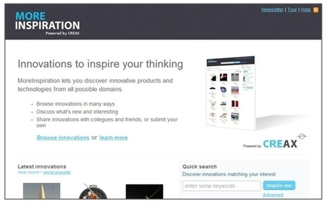 15 tools for solo brainstorming | 7 ideas | Visual Thinking 101 | Scoop.it