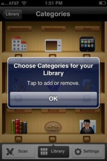 QRganize: Save & Organize Your Scanned QR Codes [iOS] | Educatief Internet - Gespot op 't Web | Scoop.it
