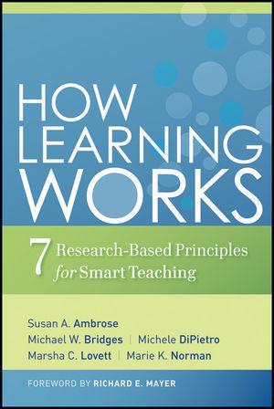 Cómo aprenden los estudiantes: siete principios para un óptimo aprendizaje | Tic y Formación. | Scoop.it