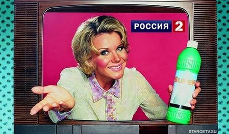 On revient après une courte page de publicité!.. Vraiment?   Médias en Russie   Scoop.it