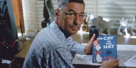 The Weird Strategy Dr. Seuss Used to Create His Greatest Work (And Why You Should Use It, Too)   MARKETING   Scoop.it