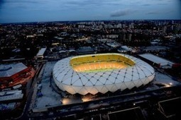 FIFA World Cup Brazil 2014 Venue Criticized | World Cup 2014: Build up | Scoop.it
