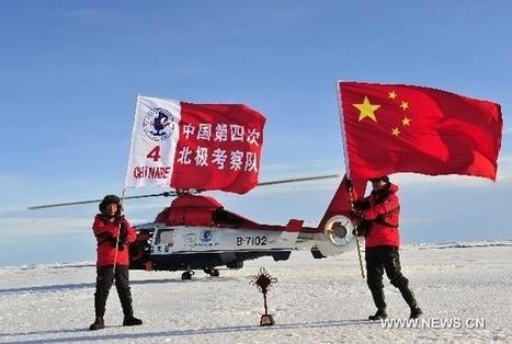 Arctique. La vision chinoise du Grand Nord | Frontières et espaces frontaliers dans le monde. | Scoop.it