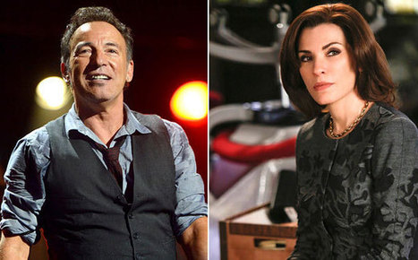 Bruce Springsteen's new album 'High Hopes' making its debut on 'The Good Wife,' to stream at CBS.com — EW chats with the show's creators | EW.com | Bruce Springsteen | Scoop.it