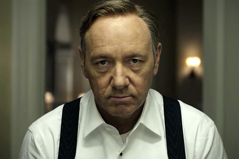 Why Frank Underwood will crumble: Creating a win-win always beats persuasion and manipulation | Cass Shamond Draper - Talent Management | Scoop.it