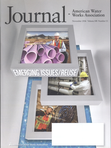 Journal - American Water Works Association, Vol. 108, nº 11 (2016)   Ingeniería Civil   Scoop.it
