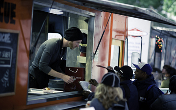 5 Innovative Food Truck Social Media Marketing Campaigns | Quick Social Media | Scoop.it