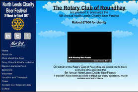 North Leeds Charity Beer Festival 2017 | The Rotary Club of Roudhay | Scoop.it