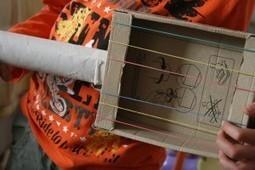 Experimentos con instrumentos musicales: guitarra   MUSICA   Scoop.it