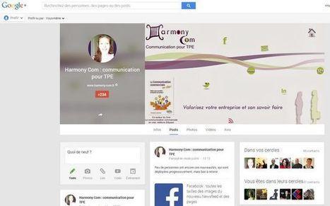 Bien débuter sur Google Plus | conseils et astuces | Scoop.it