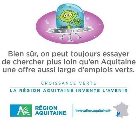 """Communication """"La Région Aquitaine invente l'avenir""""   Sud-Ouest   Actualités en Aquitaine   Aquitaine OnLine   BIENVENUE EN AQUITAINE   Scoop.it"""