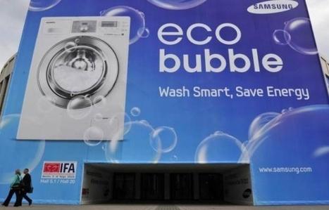Greenwashing: «Beaucoup d'entreprises se sont fait taper sur les doigts et sont plus discrètes» | Communication responsable, RSE et développement durable | Scoop.it