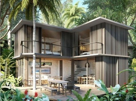 Tempo, un ensemble colonial dans le paradis brésilien | Construire sa maison avec un architecte | Scoop.it