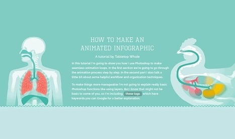 How to Make an Animated #infographic | elearning stuff | Scoop.it