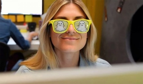 Is Snapchat Secretly About To Launch Smart Glasses? | The Twinkie Awards | Scoop.it