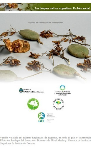 ASOCIACION MANE´KENK » Manual para Formadores de Formadores. Bosques Nativos Argentinos | Asociación Manekenk | Scoop.it