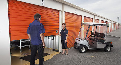 Commercial Storage Solutions in Perth   Secure self storage solutions   Scoop.it