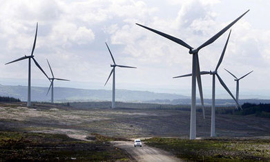 Windfarm sickness spreads by word of mouth, Australian study finds | Life learning | Scoop.it