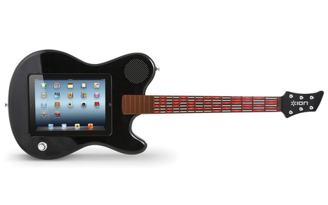 iOS Musician » ion audio | MAT : Musique Assistée par Tablette | Scoop.it