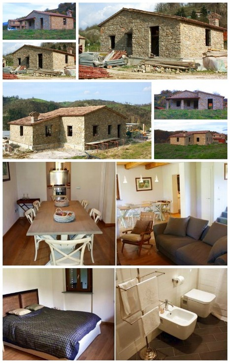 Best Le Marche Properties For Sale | Cottage Casale Ubaldini, Apecchio | Le Marche Properties and Accommodation | Scoop.it