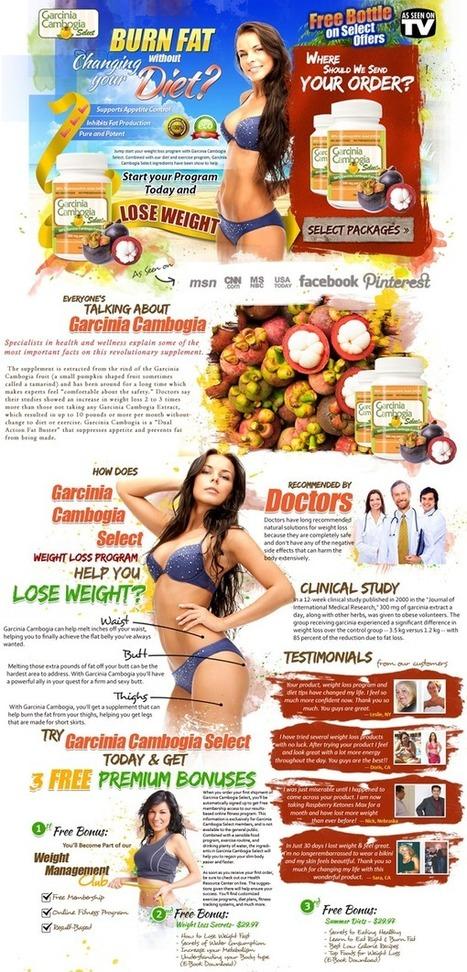 Garcinia Cambogia Select Weight Loss | Garcinia Cambogia Select | Scoop.it