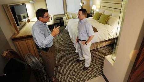 Many players have hand in new Bern's hotel | The Butter | Scoop.it