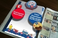Mobile Marketing - Tesco Launches AR Print Campaign with blippar | Augmented Reality News and Trends | Scoop.it