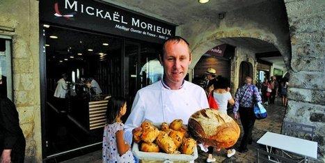 Mickaël Morieux, artisan boulanger haute-qualité - Sud Ouest | Pains, Beurre & Chocolat | Scoop.it
