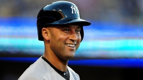 Derek Jeter Teams With Legendary to Launch The Players' Tribune - Hollywood Reporter   Digital content   Scoop.it