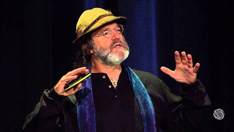 Paul Stamets - How Mushrooms Can Save Bees & Our Food Supply | Bioneers - YouTube | Agriculture + Lake Restoration + Awareness = Sustainability | Scoop.it