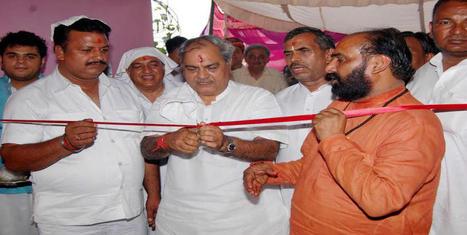 Official Website of Politician Venod Sharma | Haryana Politics | Scoop.it