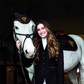 Jessica Springsteen, ambassadrice équestre de Gucci   Cheval et sport   Scoop.it