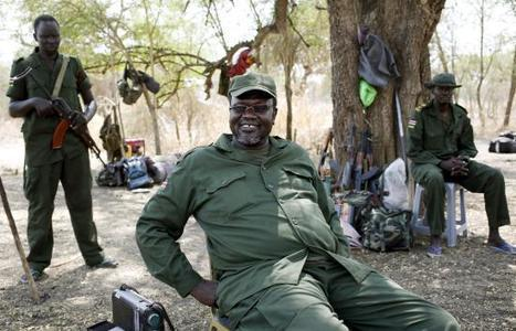 Rebel Leader Riek Machar Returns to South Sudan—and Brings Hopes for Peace With Him | Upsetment | Scoop.it