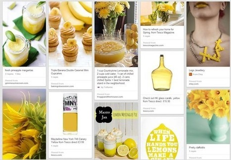 10 marques qui réussissent sur Pinterest | Information documentation, community manager and co | Scoop.it