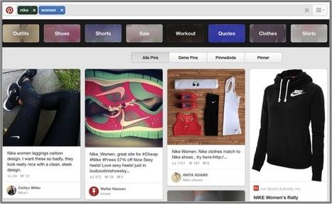 Leitfaden Pinterest Marketing - Futurebiz.de | Marketing with Instagram | Scoop.it