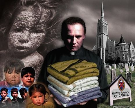 Mass Murder of Canadian Children Admitted » David Icke | Saif al Islam | Scoop.it