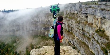 20 minutes - Google lance le Street View Trekker en Suisse - Stories | 8.0 | Scoop.it