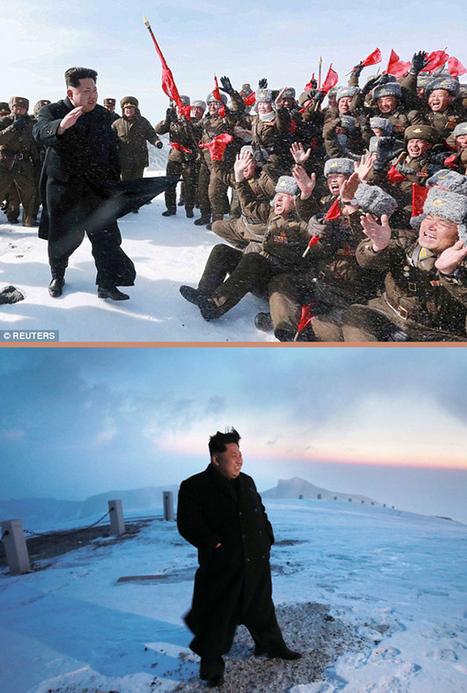 10 Unbelievable Political Photoshop Fails   Strange days indeed...   Scoop.it