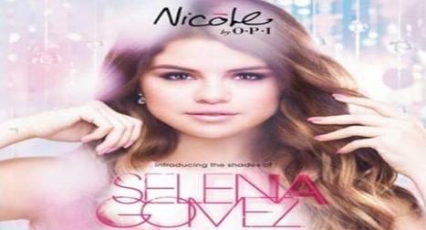 Linha de esmaltes de Selena Gomez | Notícias | Scoop.it