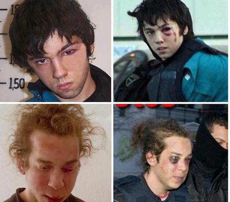 La Policía griega manipuló fotografías de detenidos para disimular sus heridas | Ciberpanóptico | Scoop.it