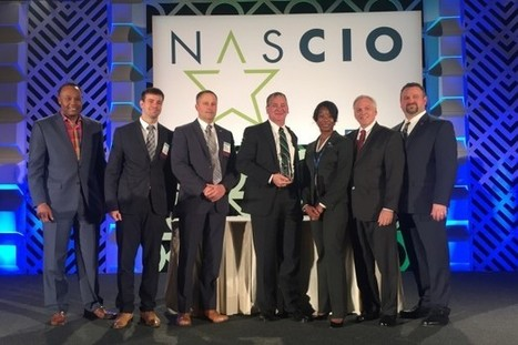 NASCIO honors state IT innovations, welcomes new officers - StateScoop (registration) | Innovation in State Government | Scoop.it