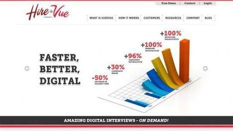 HireVue Offering up Job Interviews on Demand | My Interests | Scoop.it