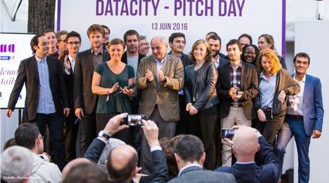 #SmartCity : Les cinq projets du programme DataCity qui pourraient changer la ville de demain | Aménagement et urbanisme durable | Scoop.it